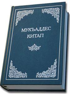 Bibel på krimtatariska