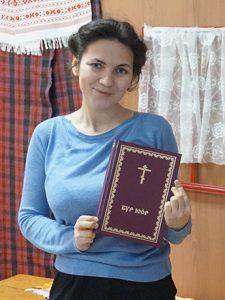Nya Testamentet på komi-permjakiska invigt